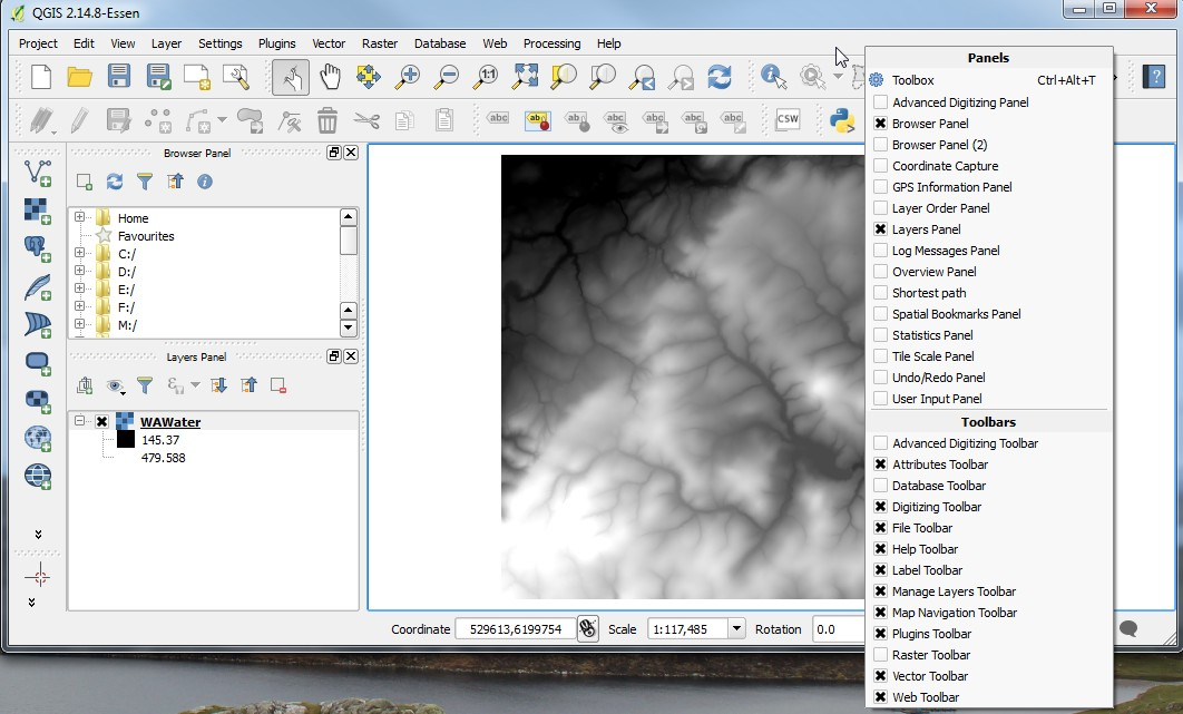 QGIS Notes and Tips