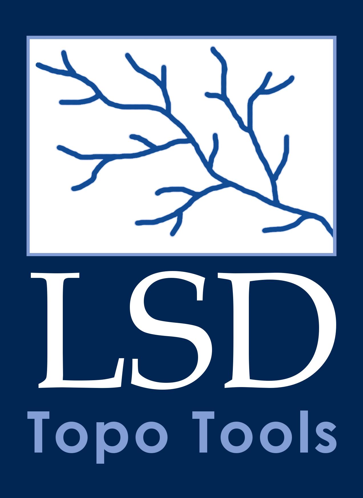 LSDTopoTools Logo